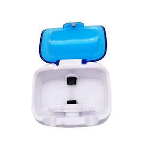 2019 Latest toothbrush disinfector portable UV toothbrush sanitizer