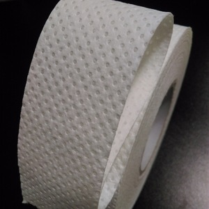 Airlaid paper for feminine pads