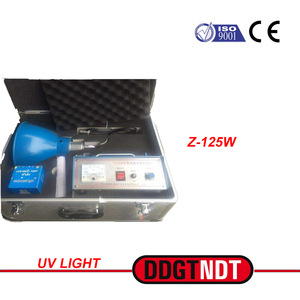 DDGT Z-125W UV light lamp ultraviolet light uses spectral light meter
