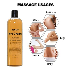 Hot Selling Anti Cellulite Slimming Cream 300ml Massage Slimming and Firming Cream Weight-Losing Products OEM Supply