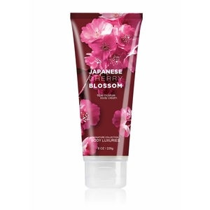 Japanese cherry blossom Moisturizing Whitening Refreshing 236ml body cream/body lotion