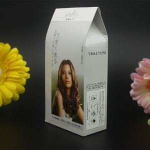Nourishing plant ingredients in extract cold hair perming lotion 120ml*2