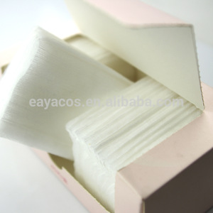 OEM China Manufacturer Organic Facial Skin Care Products Bulk Cotton Cosmetic Pads