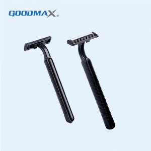 Personal Care Two Blade Disposable Razor for Men Shaving