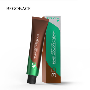 PPD-free Nourishing Hair Color cream for herbatint permanent colour hair without damage - resulting in a natural
