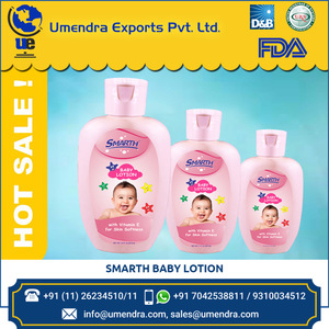 Pure and Naturally Organic Baby Body Lotion for Skin Lightning