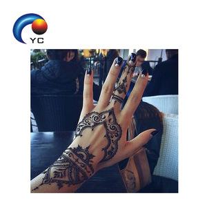 Stencils for Henna Tattoo Painting Templates Mehendi Airbrush Glitter Body Paint Art
