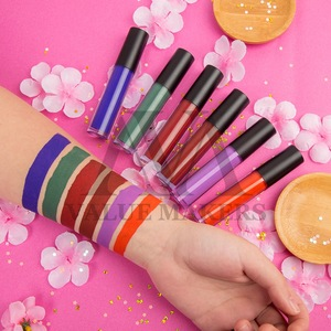 Wow makeup Lip Matte Long Lasting Lip Gloss Make Your Own Lip Gloss liquid matte lipstick
