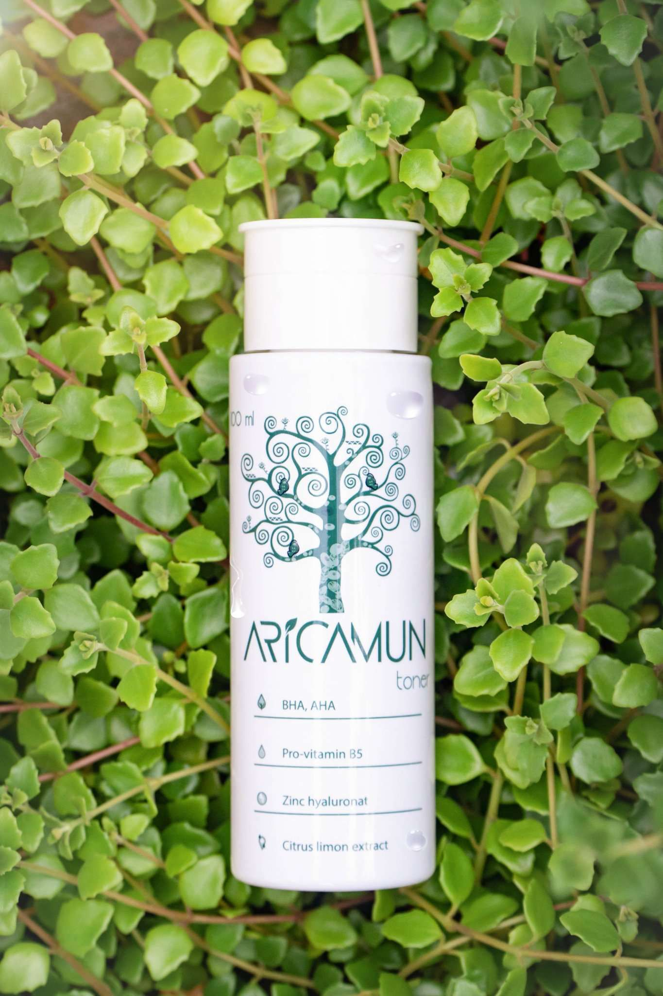 Aricamun Toner for pH Balance, Hydration and Remove some dead cells
