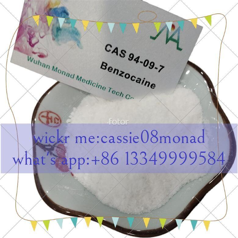 Painkiller drug Benzocaine / lidocaine/ tetracaine powder China suppliers
