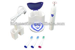 2014 Better manual toothbrush/sonic toothbrush with UV sanitizer/portable UV toothbrush sanitizer