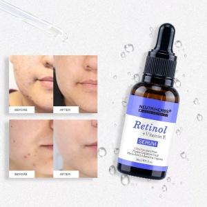Beauty Korea Cosmetic Vitamin A Regenerating Antiaging Retinol Face Serum