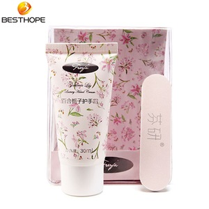 best OEM floral hand cream lotion for dry hand