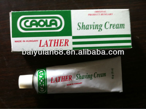CAOLA SHAVING CREAM