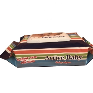 Customized  Free Samples Provided Low MOQ OEM Disposable Cleaning Baby Wet Wipes Manufacturer