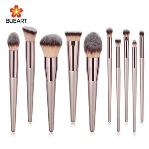 customized logo wholesale cosmetic make up beauty brushes