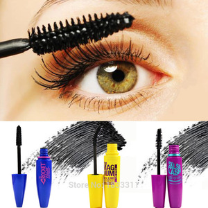 Eyelash Cosmetic Foundation Makeup Extension Curling Black Mascara