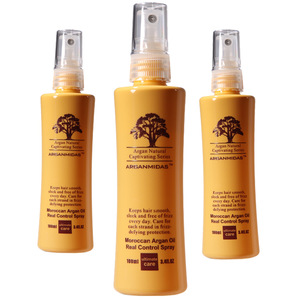 Get Latest Price Private Label Natural Hair Care Products Professional Smooth Organic Argan Oil Hair Fiber Spray