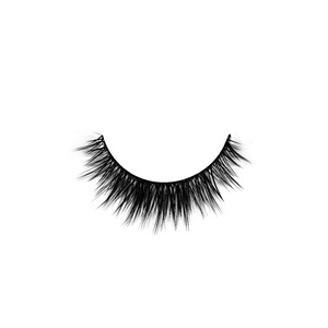 Lanson new design Korea synthetic fiber 3D silk permanent Eyemix YF5 natural false eyelashes one dollar eyelashes