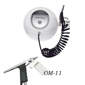 LX-11 portable Moisturizing Water Oxygen Jet Peel Spray Gun