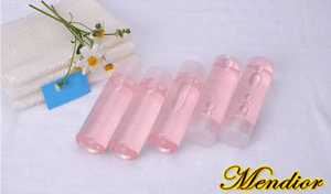 Mendior OEM 100% Natural Pure Rose extract water Hydrosol for skin Whitening& Hydrating