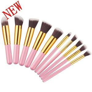 MINI kit 10 pcs makeup tools brush