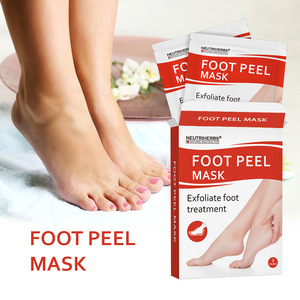 Natural Nourishing Dead Skin Remover Peel Foot Mask Exfoliating