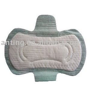 Sanitary Winged Panty Liner