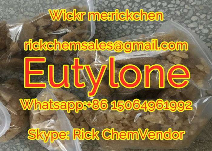 Eutylone Stimulant Hot Sale Strong Effect Cheap Price WickrMe: rickchen