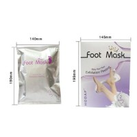 Foot Peeling Mask / Direct Factory Supply Best Effective Exfoliating Foot Peeling Mask