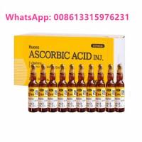 2ml*50pcs Korea Vitamin C Anti-Aging Ampoules Anti-Aging Ascorbic Acid Ascorbic Acid Ageless
