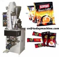 small sugar bag coffee stick packing machine