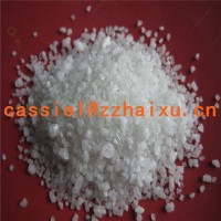 refractory white alundum section sand