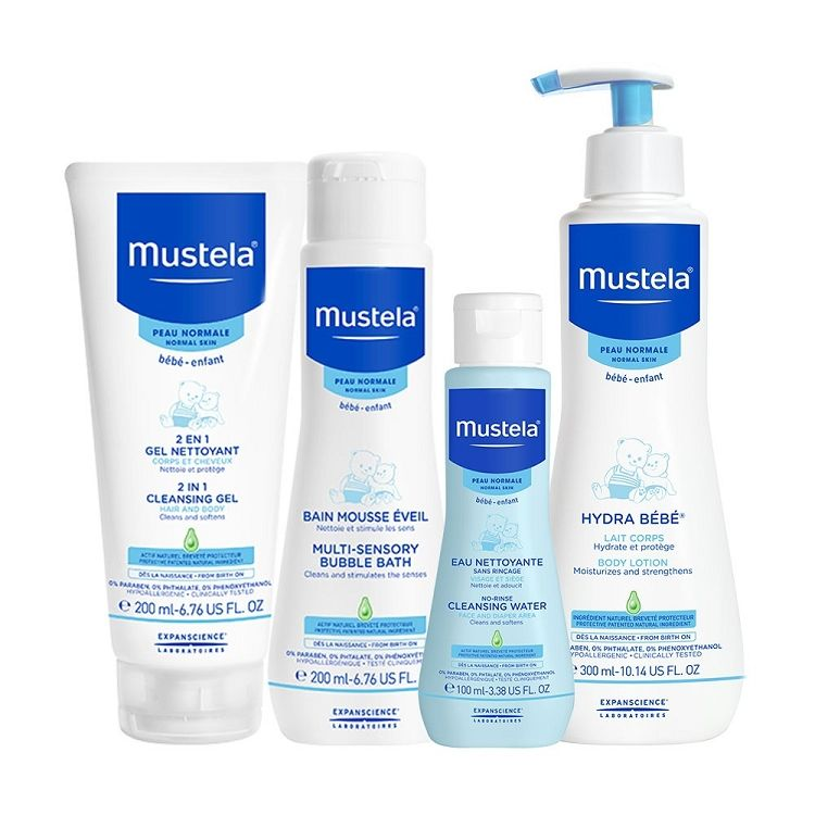 Mustela Wholesale Products