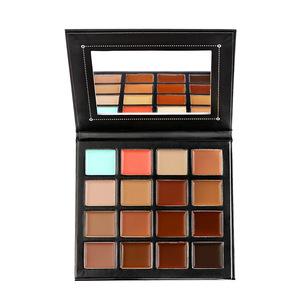 Wholesale Professional 16 color makeup palette face cream concealer