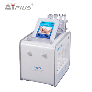 AYJ-X12F(CE)Hot Sell Portable Water Oxygen O2 Injection jet peel Beauty Machine