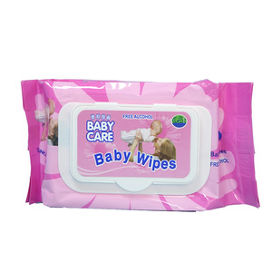 China manufacturer high quality good price disposable soft baby wipes wet wipes