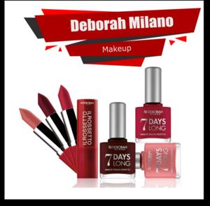 Deborah Milano - Wholesale offer for original Profesional Italian makeup cosmetics