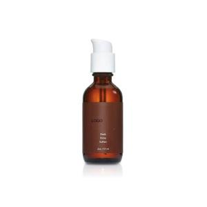 Hair Oil Bottles OEM/ODM  Natural Custom  Hair Regrowth Oil