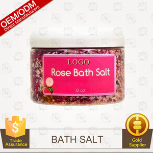 New Product Bulk Clearing Skin Epsom Salt and Essential Oil Bath Sea salt