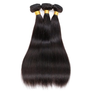 peruvian virgin hair products, double wefted wholesale machine made hair bundles