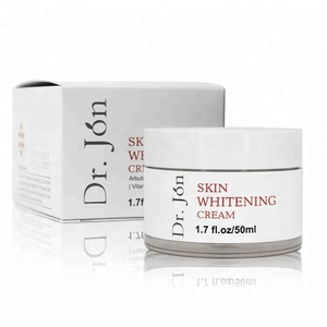 Private label Best Skin whitening lightening face cream skin care