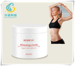 Private label herbal extract hot slimming cream stomach slimming cream calf muscles slimming cream
