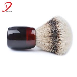resin handle silvertip badger shaving brush wholesale