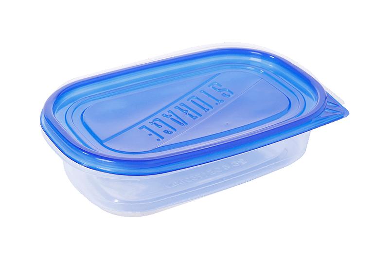 Eco-friendly Oval Food Fresh Keeping Box 750ML