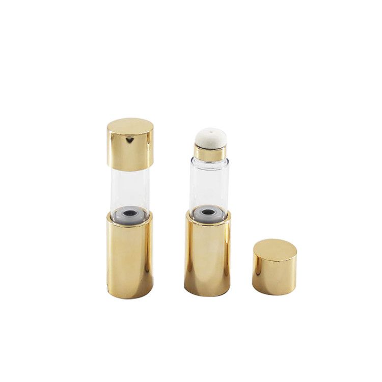 Factory Direct Sales Plastics Makeup Containers Cosmetic Foundation Tube Pressed Powder Concealer Tube Packaging