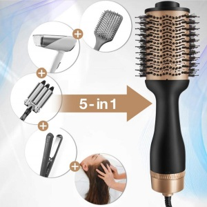 1400W Ionic Hair Dryer Constant Temperature Hammer Negative Professional Hairdryers Hair Care Hair Dryers with Diffuser