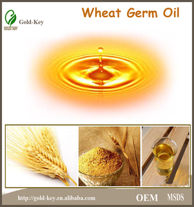 2015 new products: wheat germ oil for best carrier oil