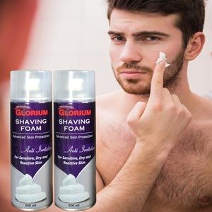 Aerosol hot Shaving Foam For Men