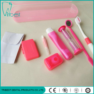 Best selling free personal hygiene kits with best quality and low price